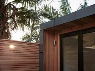 A Few Recent Projects: modern Garden by London Garden Rooms