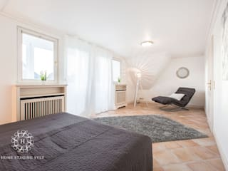 Bedroom by Home Staging Sylt GmbH, Classic