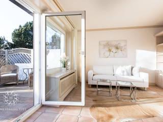 Terrasse de style  par Home Staging Sylt GmbH