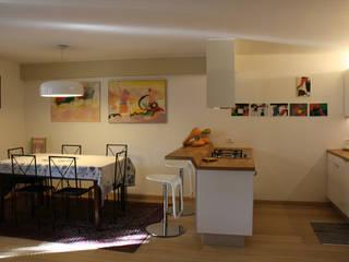Kitchen by tomaso boccato architetto
