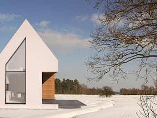 OES architekci Modern houses