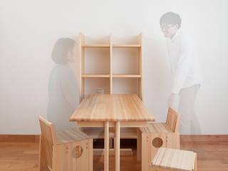 OBUSUMA tona BY RIKA KAWATO / tonaデザイン事務所 EstudioSillas