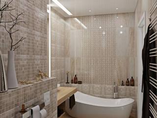 Industrial style bathroom by 'Лайф Арт' Industrial