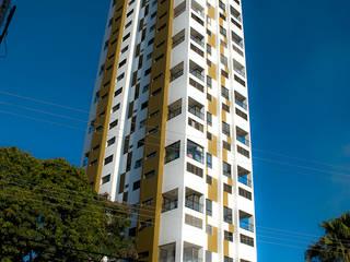 Jabuticabeiras Building Casas modernas por ARQdonini Arquitetos Associados Moderno