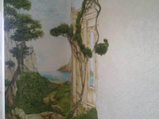 ГРЕЦИЯ: Гостиная в . Автор – Абрикос