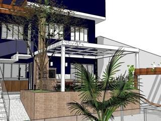 Modern houses by Natali de Mello - Arquitetura e Arte Modern