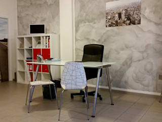 モダンな商業空間 の Studio Tecnico Architettura Ingegneria CIMINIERE24 モダン