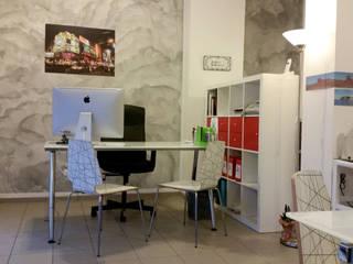 โดย Studio Tecnico Architettura Ingegneria CIMINIERE24 โมเดิร์น