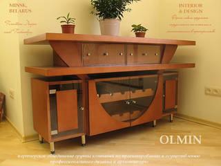 現代  by ИП OLMIN - Архитектурная студия Олега Минакова, 現代風