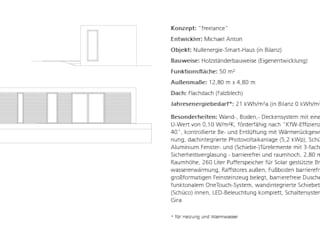 Musterhaus freelance von smartshack