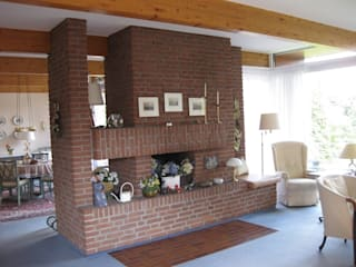 BRICK PANELS for INDOORS and OUTDOORS: modern  by Fourways ML - The Brick Panels, Modern