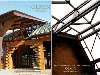 Банный комплекс - «Вечер трудного дня» Спа в стиле кантри от ИП OLMIN - Архитектурная студия Олега Минакова Кантри