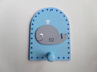 Garderobe Wal:   von Die kleine Holzhütte