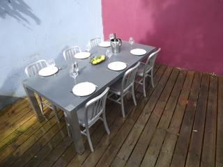 Table:  de style  par Nature Beton
