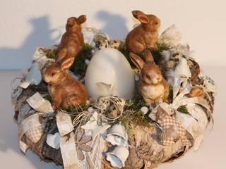 Tischdekoration- Ostern:   von MIA-Floristik GbR