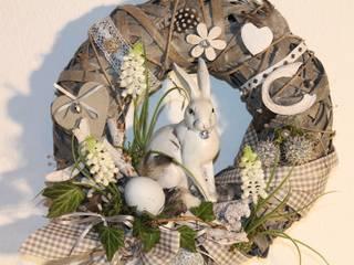 Tischdekoration- Ostern von MIA-Floristik GbR Kolonial