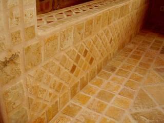 bagno in mosaico Bagno in stile classico di Il mosaico sas & co di salem mohsen Classico
