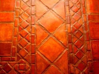 cucina in muratura Cucina in stile classico di Il mosaico sas & co di salem mohsen Classico