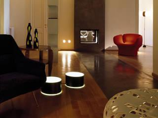Villa Franchi Case moderne di marco ciarlo associati Moderno