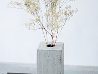 Accidental Concrete Living roomAccessories & decoration