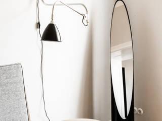 Loft Kolasiński Спальная комната Стол для макияжа Металл Черный