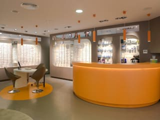 Molins Design Office spaces & stores