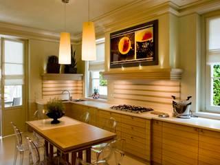 Cocina de estilo  por Studio Architettura Carlo Ceresoli