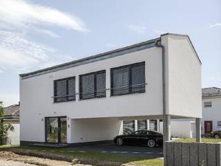Modern mit gewissem Extra - Haus Augstein BAUMEISTER-HAUS Kooperation e. V. Moderne Häuser