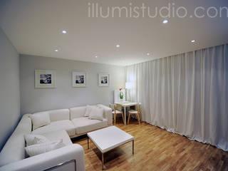 Moderne Wohnzimmer von ILLUMISTUDIO Modern