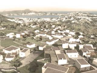 Casas mediterráneas de Atelye 70 Planners & Architects Mediterráneo