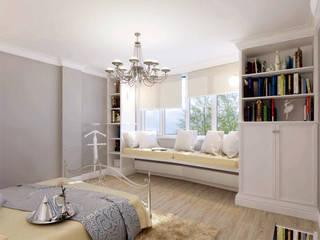 Спальня Спальня в классическом стиле от meandr.pro Классический