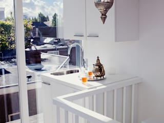 Classic style kitchen by Dakterras.nl Classic