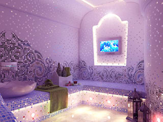 Spa by Your royal design, Asian