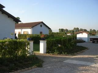 Casas de estilo  de Studio Racheli Architetti, Rural