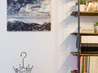 Il mio laboratorio di Architettura - Negozi & Locali commerciali in stile industrial di TOMatHOME - Evenio Sas di Tomat Erica & C. Industrial