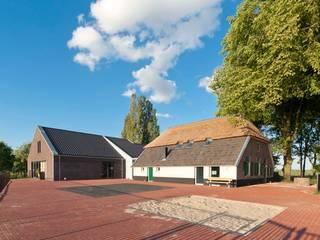 Bredeschool Groot Holthuizen, Zevenaar Peter van Aarsen Architect Moderne scholen