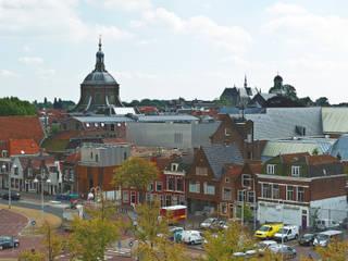 Poppodium Gebr. de Nobel, Leiden:  Bars & clubs door Ector Hoogstad Architecten