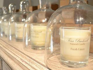 Scented Candles: modern  by Tina Bucknall, Modern