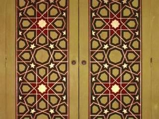 Başoda Dolap Kapaklar Klasik Oturma Odası Türk Evi Kütüphanesi Klasik