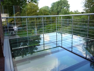Modern Terrace by Krauss GmbH Modern