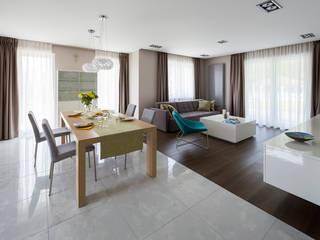 Pracownia Projektowa Poco Design Salones de estilo minimalista