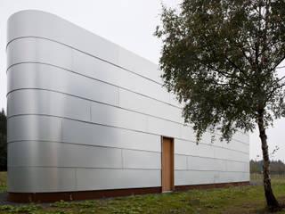 Depositum - ein Schaulager Minimalistische Museen von quartier vier Architekten Landschaftsarchitekten Minimalistisch