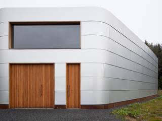 Frontansicht :  Museen von quartier vier Architekten Landschaftsarchitekten