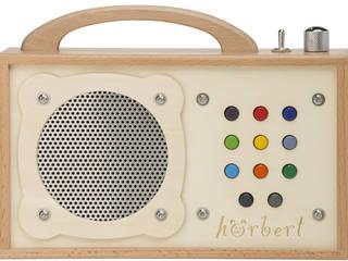 hörbert - Kinder-mp3-Player:   von WINZKI GmbH & CO. KG