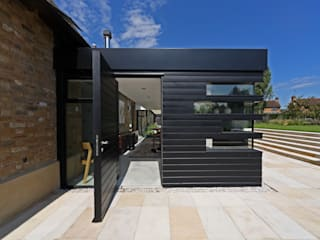 Dovecote Barn Tye Architects Modern houses