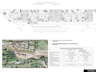 Terrarossa Housing Sociale – Buggiano (PT) -2014 di Studio la Piramide Architettura e Urbanistica