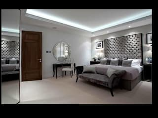 The Pearl Hotel Abu Dhabi Classic style bedroom by trulli Design Classic
