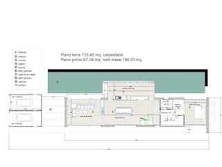 by Giovanni Lucentini piccolo studio di architettura di 7 mq.