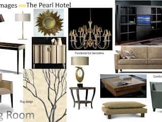 The Pearl Hotel Abu Dhabi: classic  by trulli Design, Classic