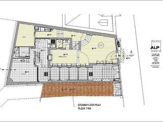 Alp Architects – Alp Yalısı:  tarz
